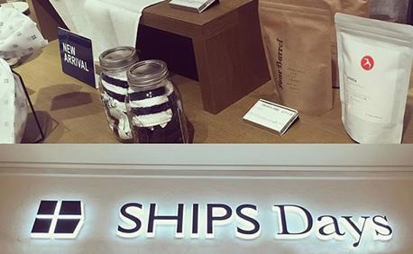 SHIPS Days ポップアップイベント
