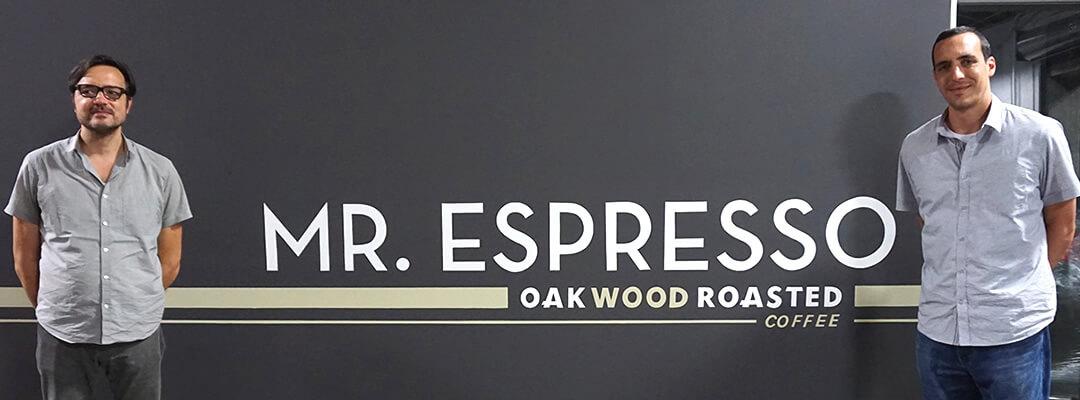 mr.espresso