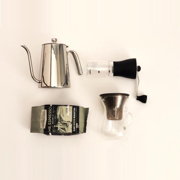 Mr. Espresso 一番美味しい淹れ方セット